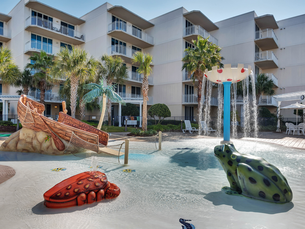 Waterscape B518 Condo rental in Waterscape Fort Walton Beach in Fort Walton Beach Florida - #3