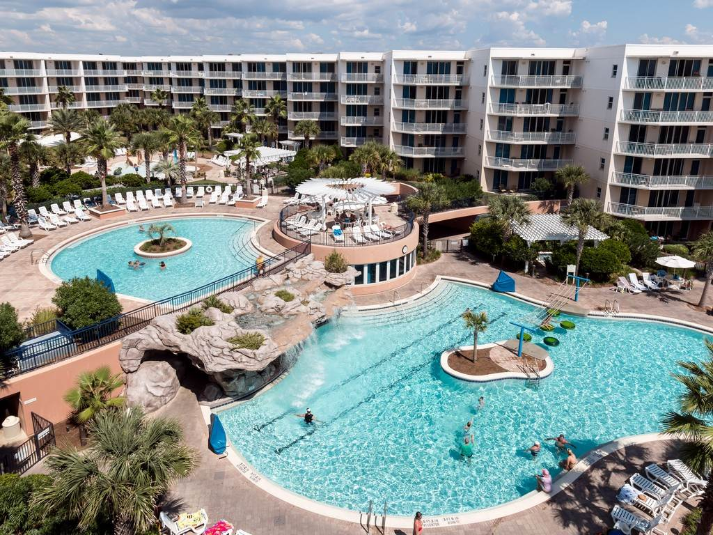 Waterscape B610 Condo rental in Waterscape Fort Walton Beach in Fort Walton Beach Florida - #21
