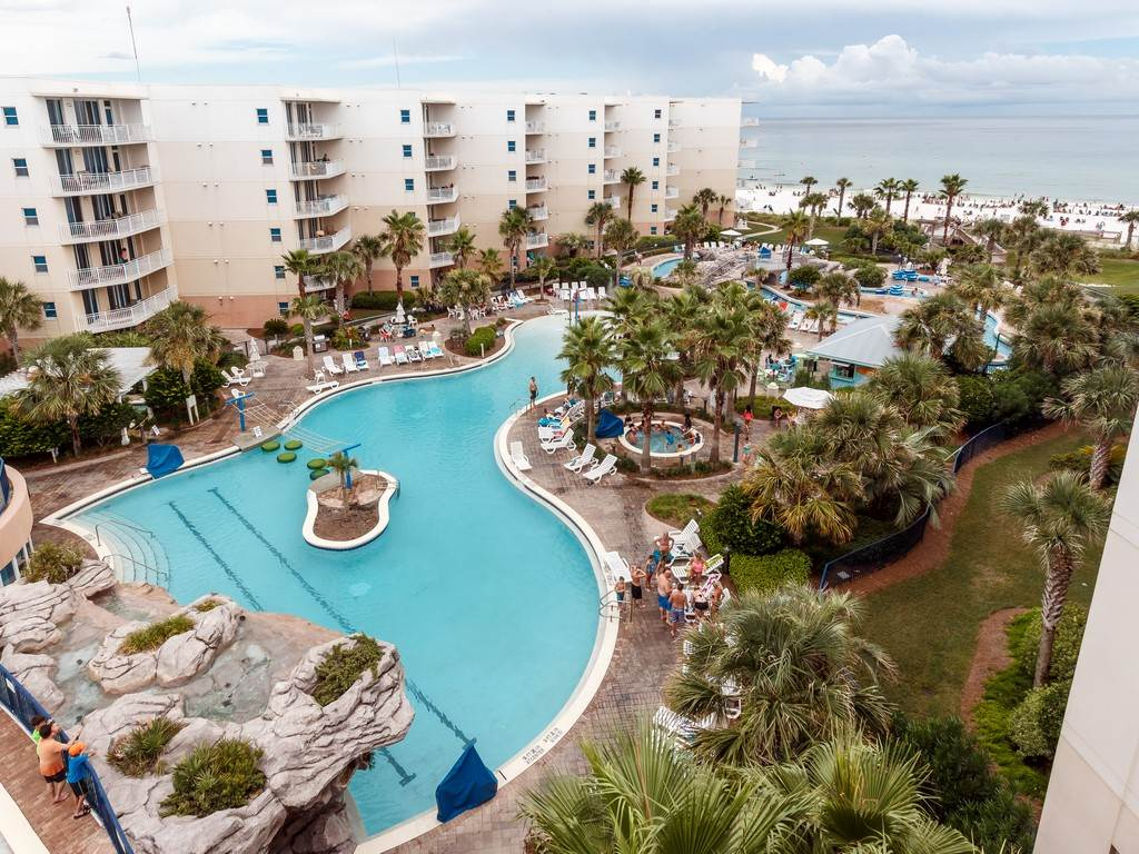 Waterscape B614 Condo rental in Waterscape Fort Walton Beach in Fort Walton Beach Florida - #19