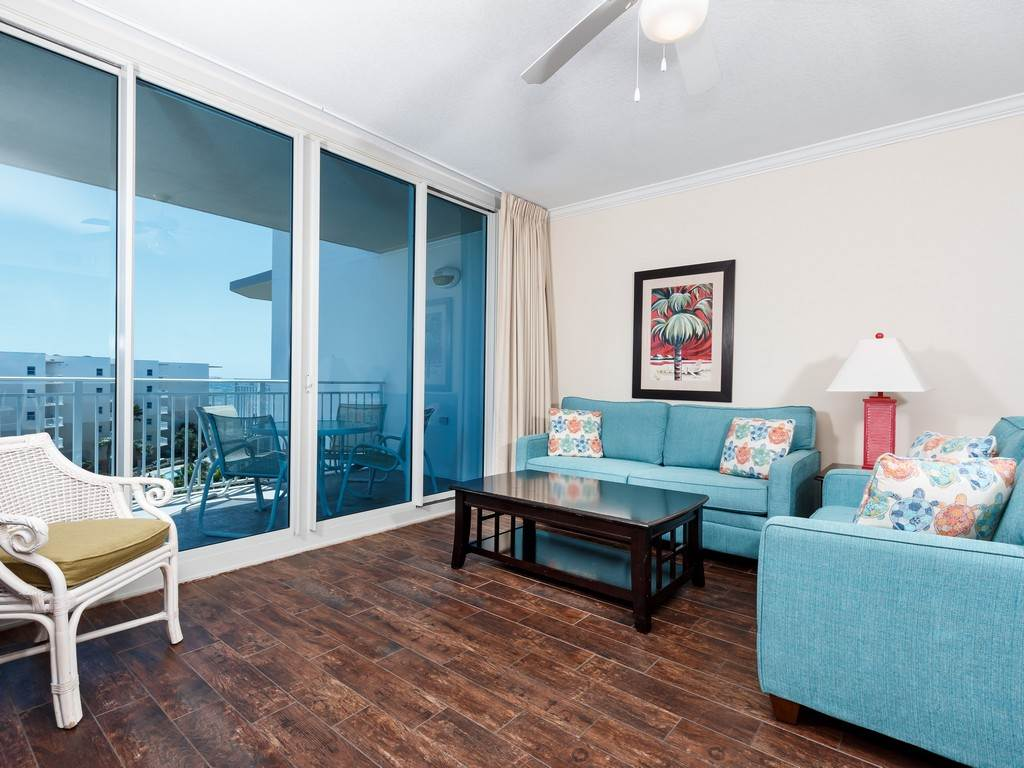 Waterscape B618 Condo rental in Waterscape Fort Walton Beach in Fort Walton Beach Florida - #3