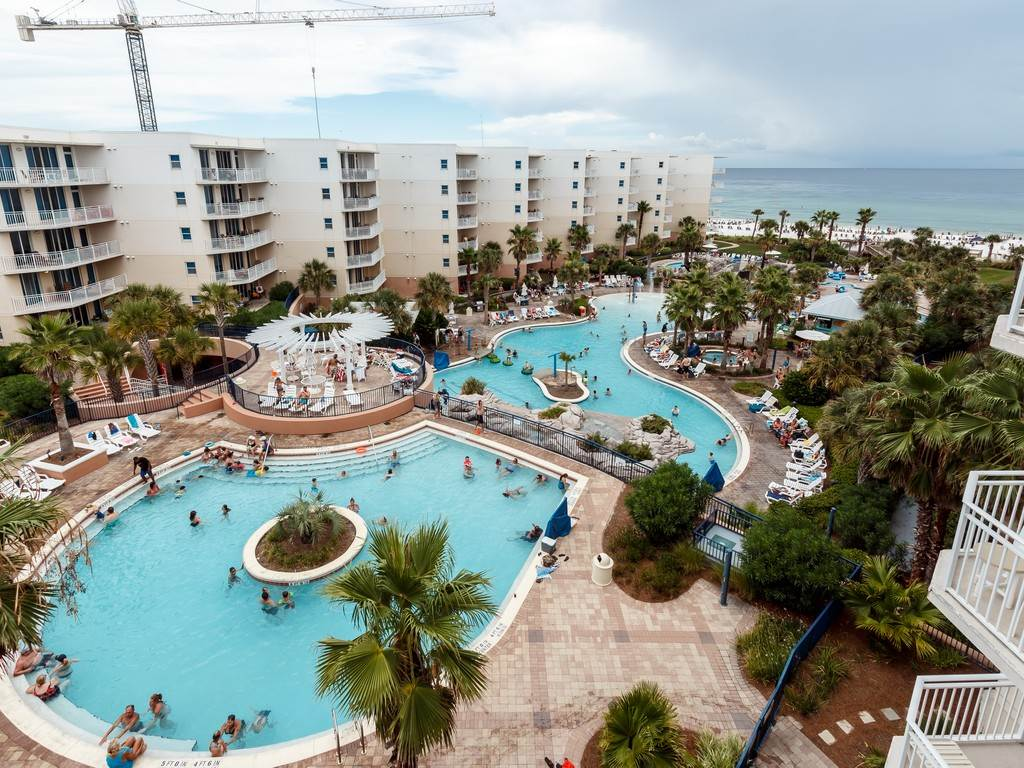 Waterscape B618 Condo rental in Waterscape Fort Walton Beach in Fort Walton Beach Florida - #7