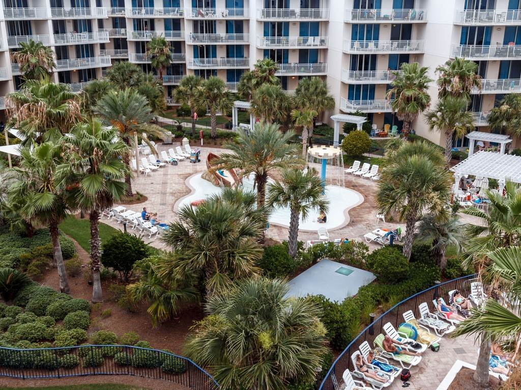 Waterscape B618 Condo rental in Waterscape Fort Walton Beach in Fort Walton Beach Florida - #8