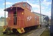 West Florida Railroad Museum in Navarre Florida