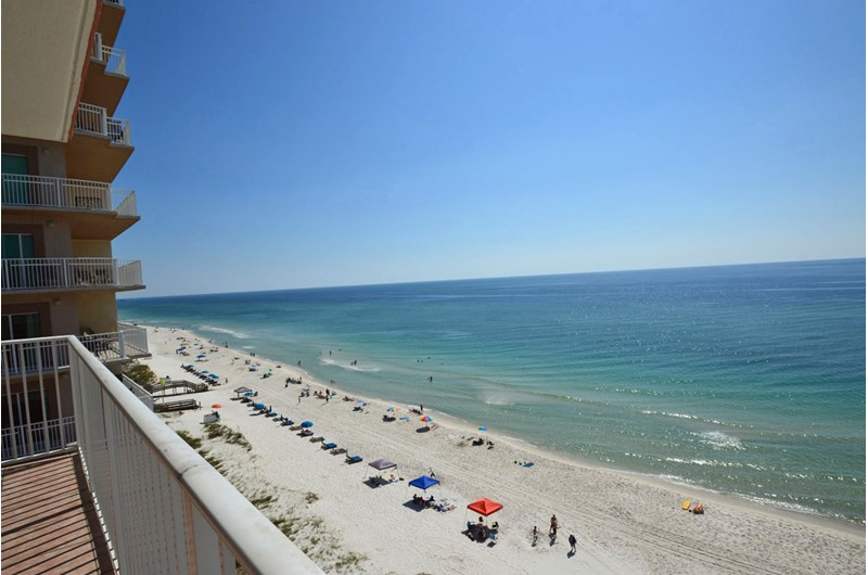 Wstwind Condominiums in Gulf Shores Alabama has stunning views