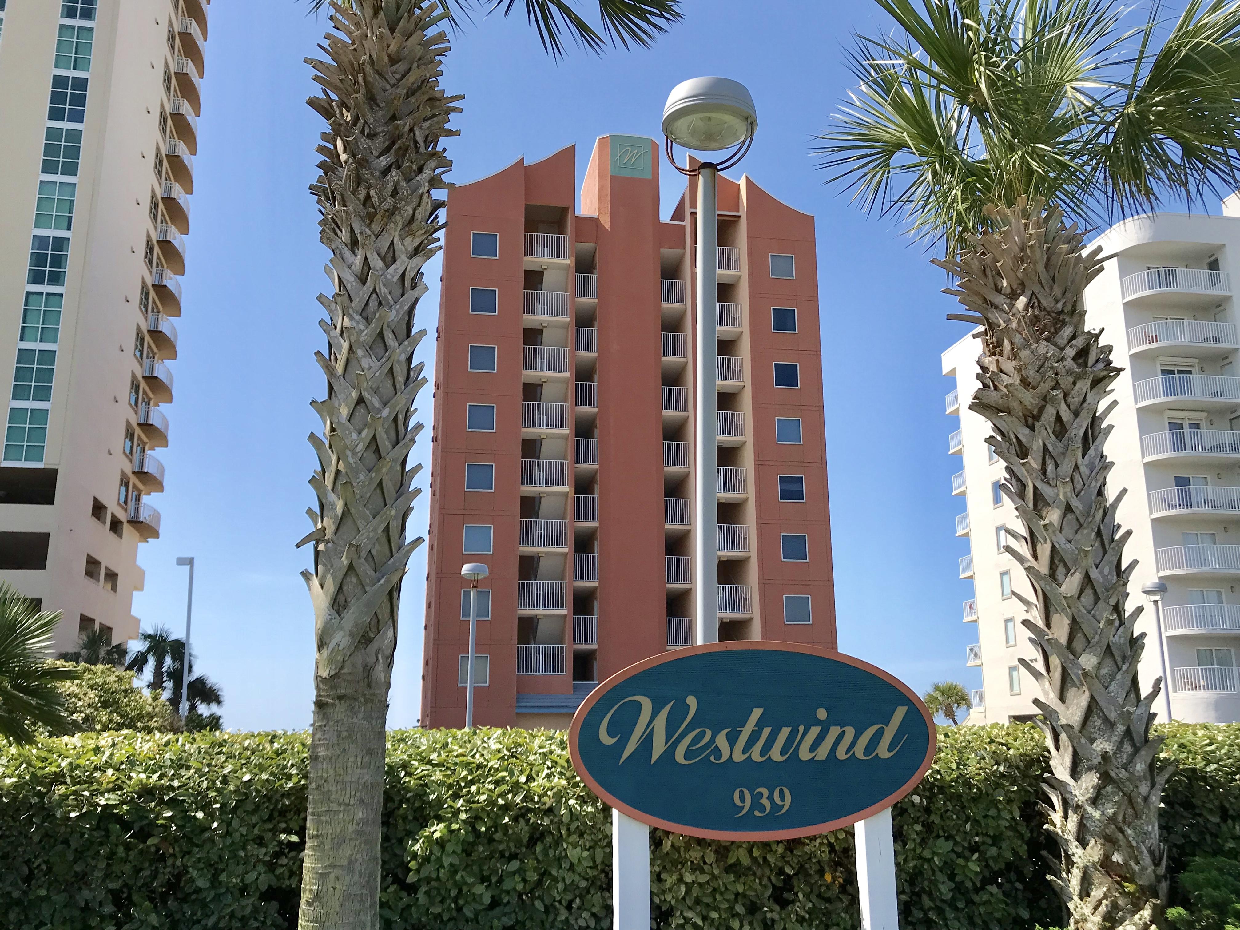Westwind 201 Condo rental in Westwind Condominiums in Gulf Shores Alabama - #54