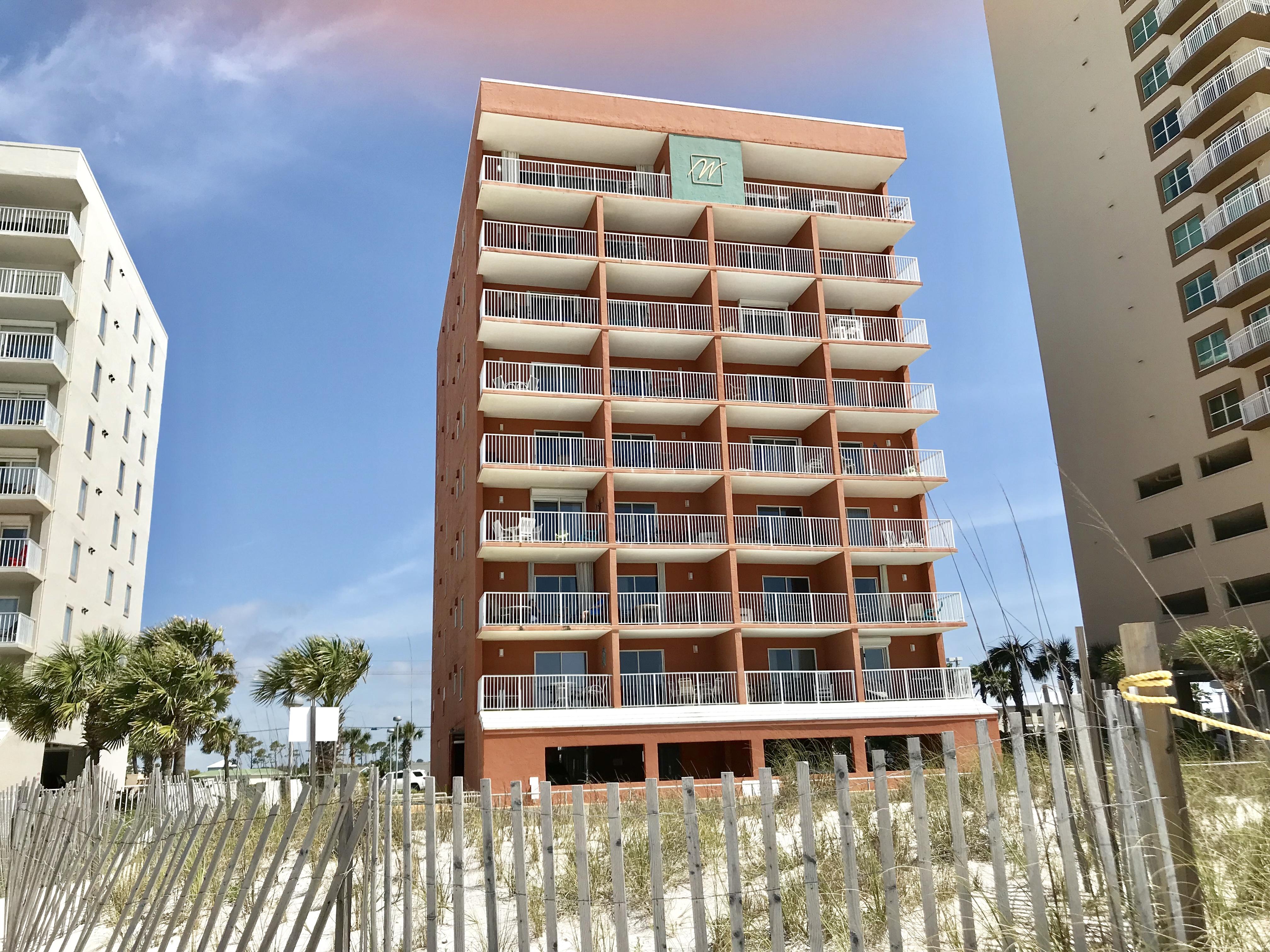 Westwind 201 Condo rental in Westwind Condominiums in Gulf Shores Alabama - #55