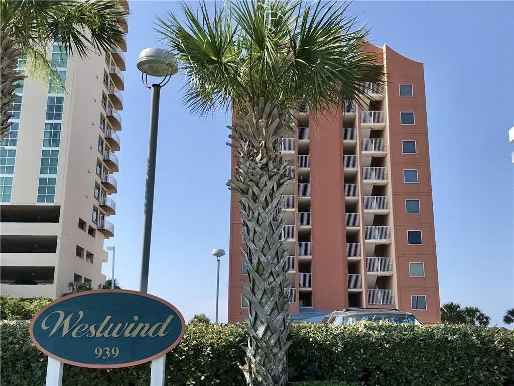 Westwind 602 Condo rental in Westwind Condominiums in Gulf Shores Alabama - #25