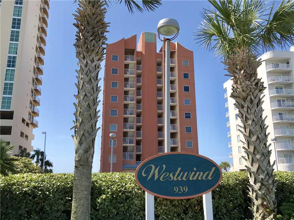 Westwind 803 Condo rental in Westwind Condominiums in Gulf Shores Alabama - #21