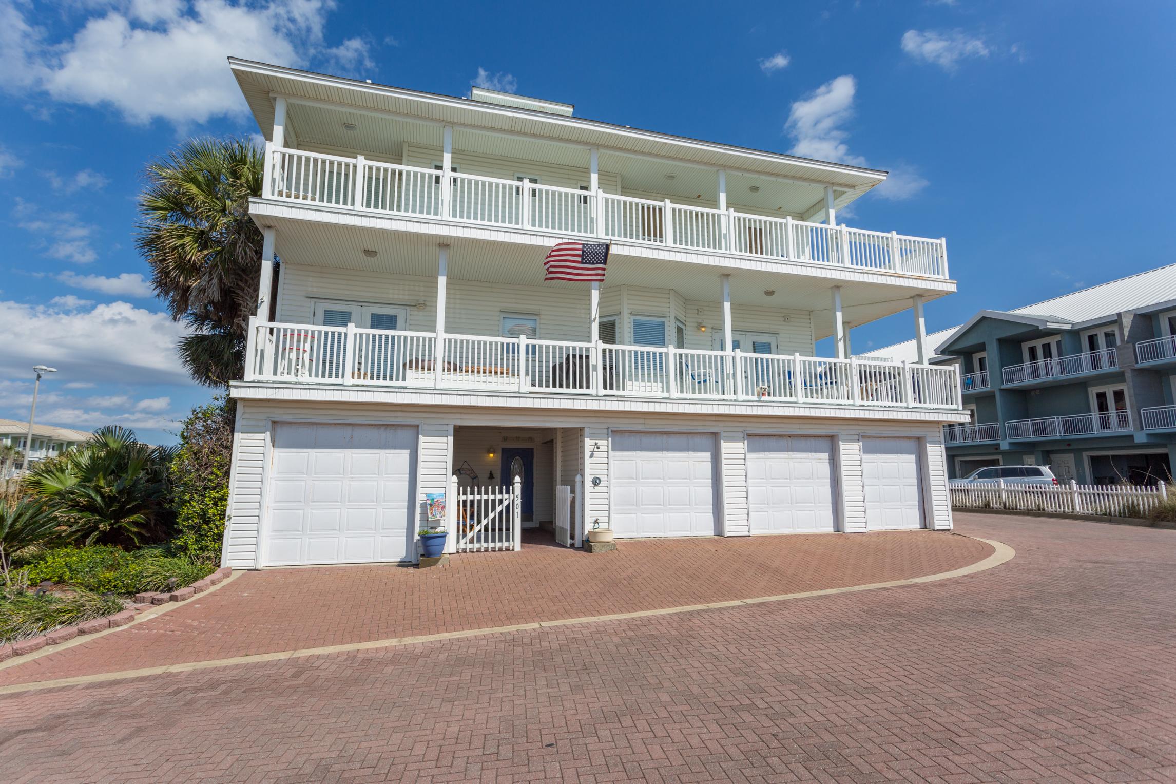 White Sands Cottage 501 Life's a Beach House Townhouse rental in White Sands Pensacola Beach in Pensacola Beach Florida - #44