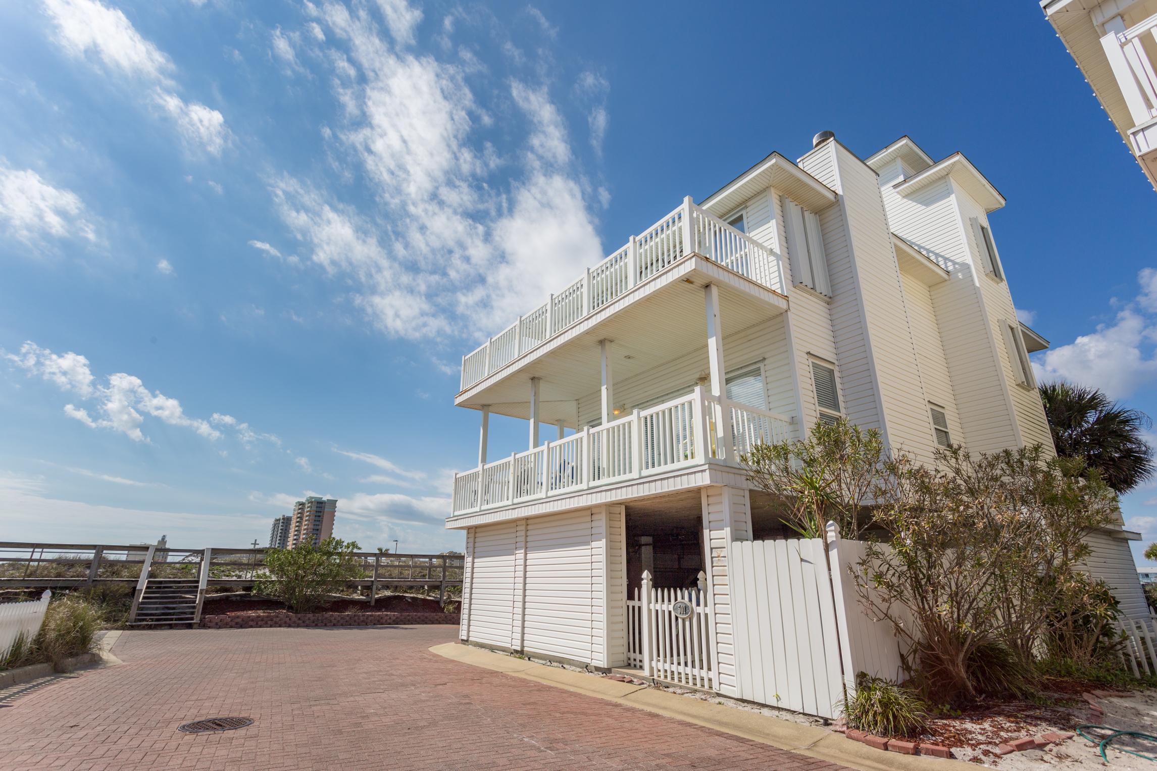White Sands Cottage 501 Life's a Beach House Townhouse rental in White Sands Pensacola Beach in Pensacola Beach Florida - #45