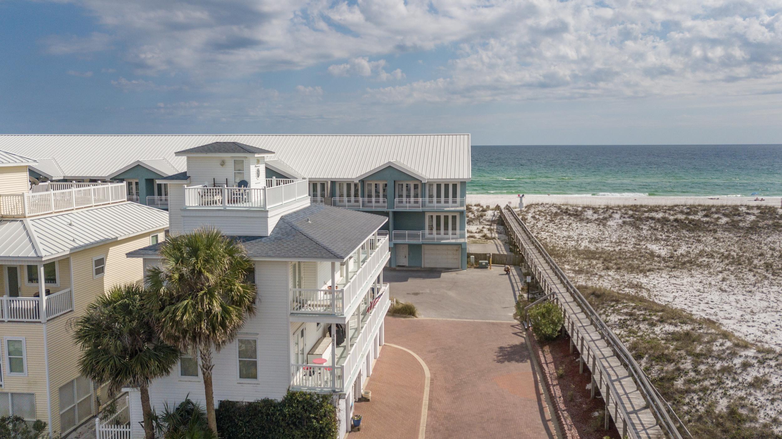 White Sands Cottage 501 Life's a Beach House Townhouse rental in White Sands Pensacola Beach in Pensacola Beach Florida - #59