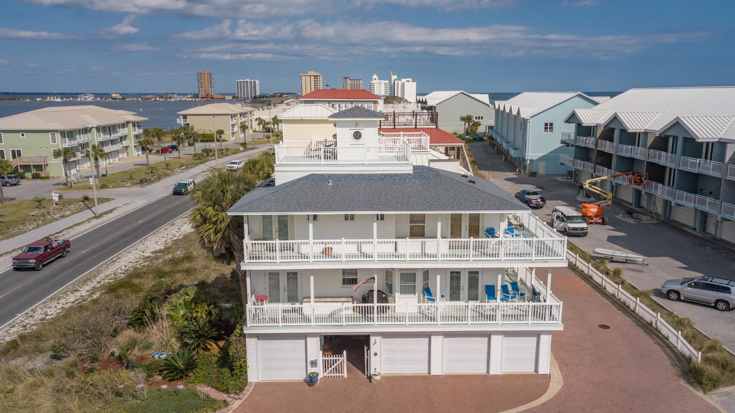 White Sands Cottage 501 Life's a Beach House Townhouse rental in White Sands Pensacola Beach in Pensacola Beach Florida - #50