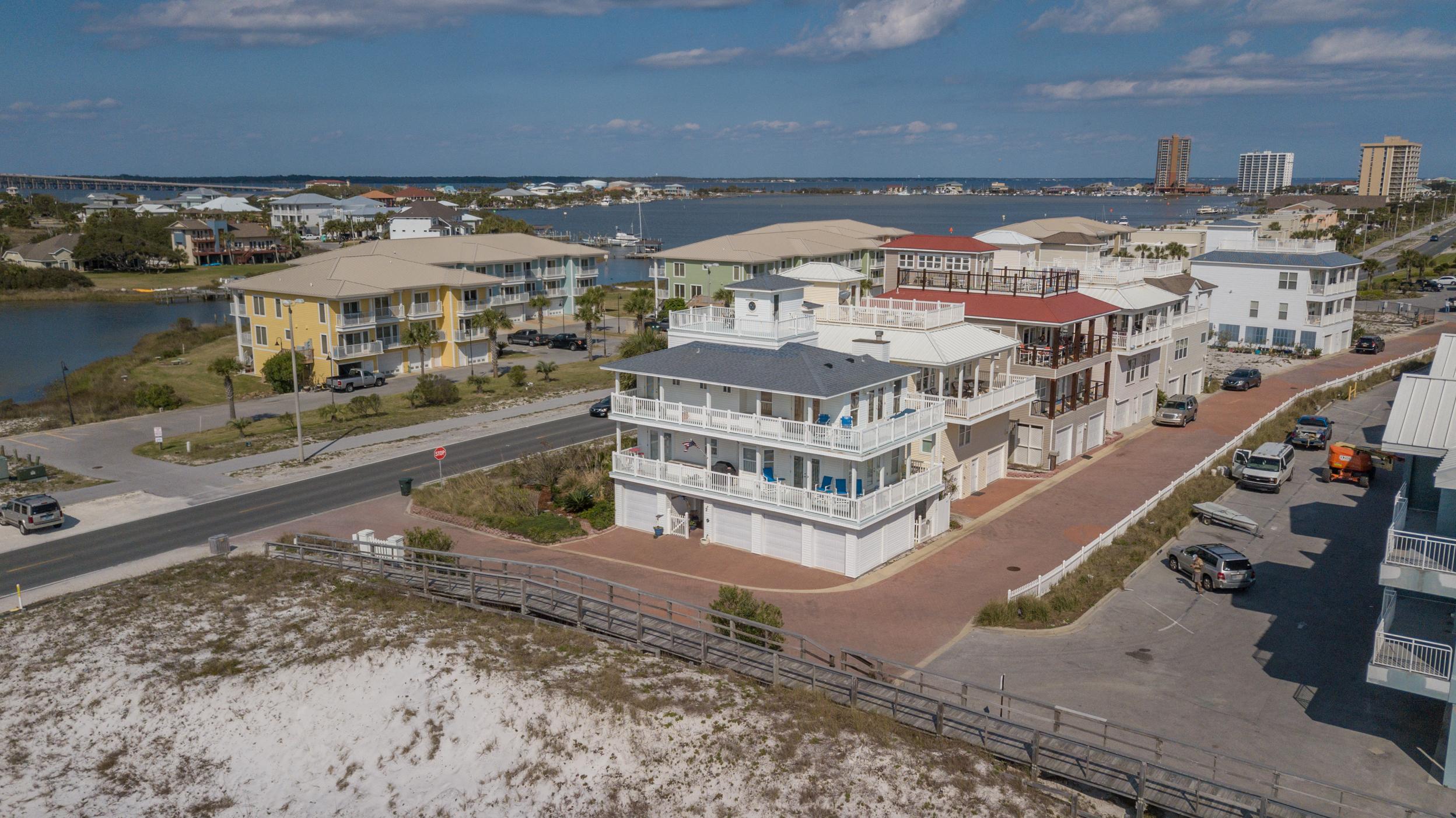 White Sands Cottage 501 Life's a Beach House Townhouse rental in White Sands Pensacola Beach in Pensacola Beach Florida - #62