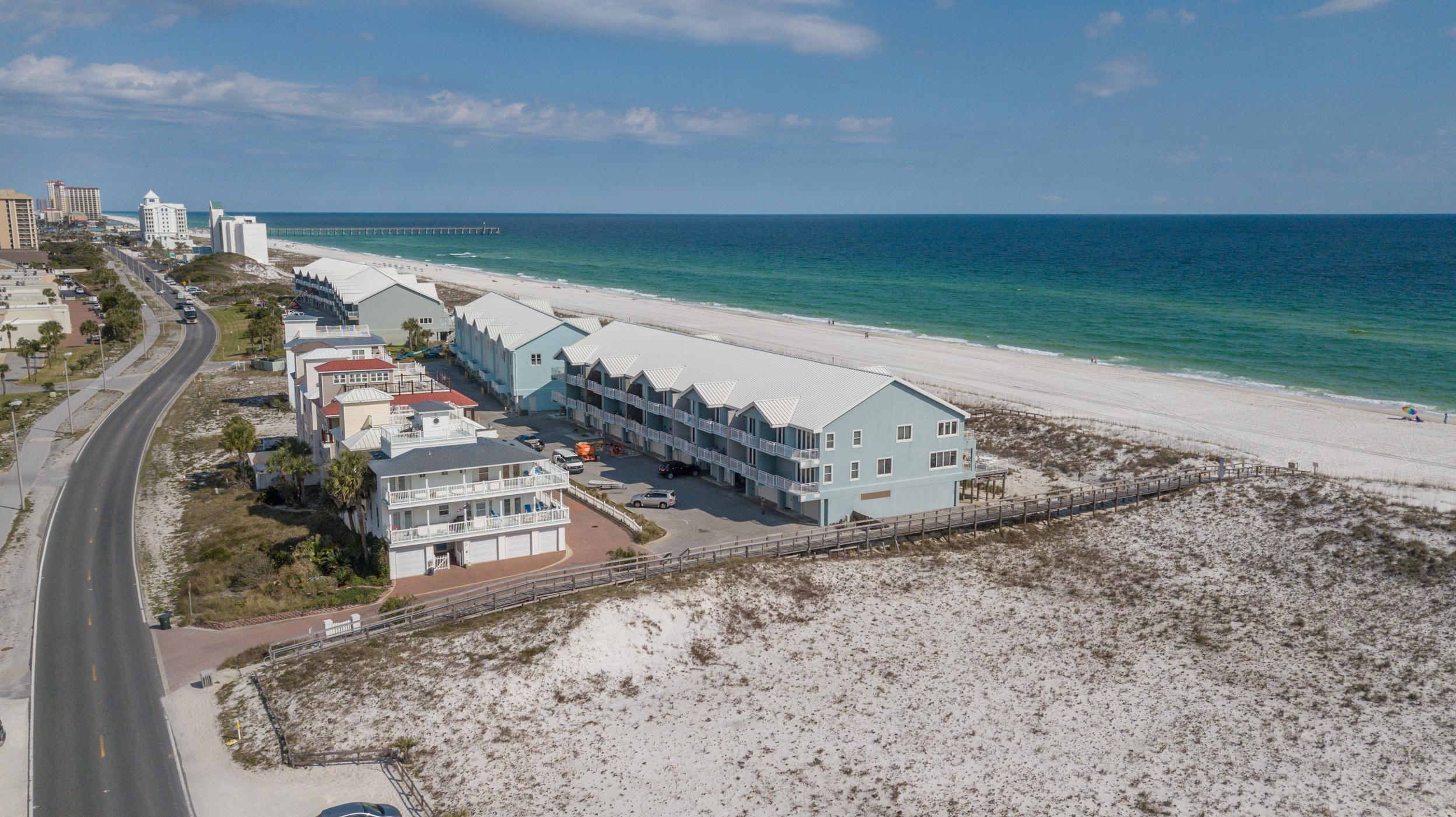 White Sands Cottage 501 Life's a Beach House Townhouse rental in White Sands Pensacola Beach in Pensacola Beach Florida - #63
