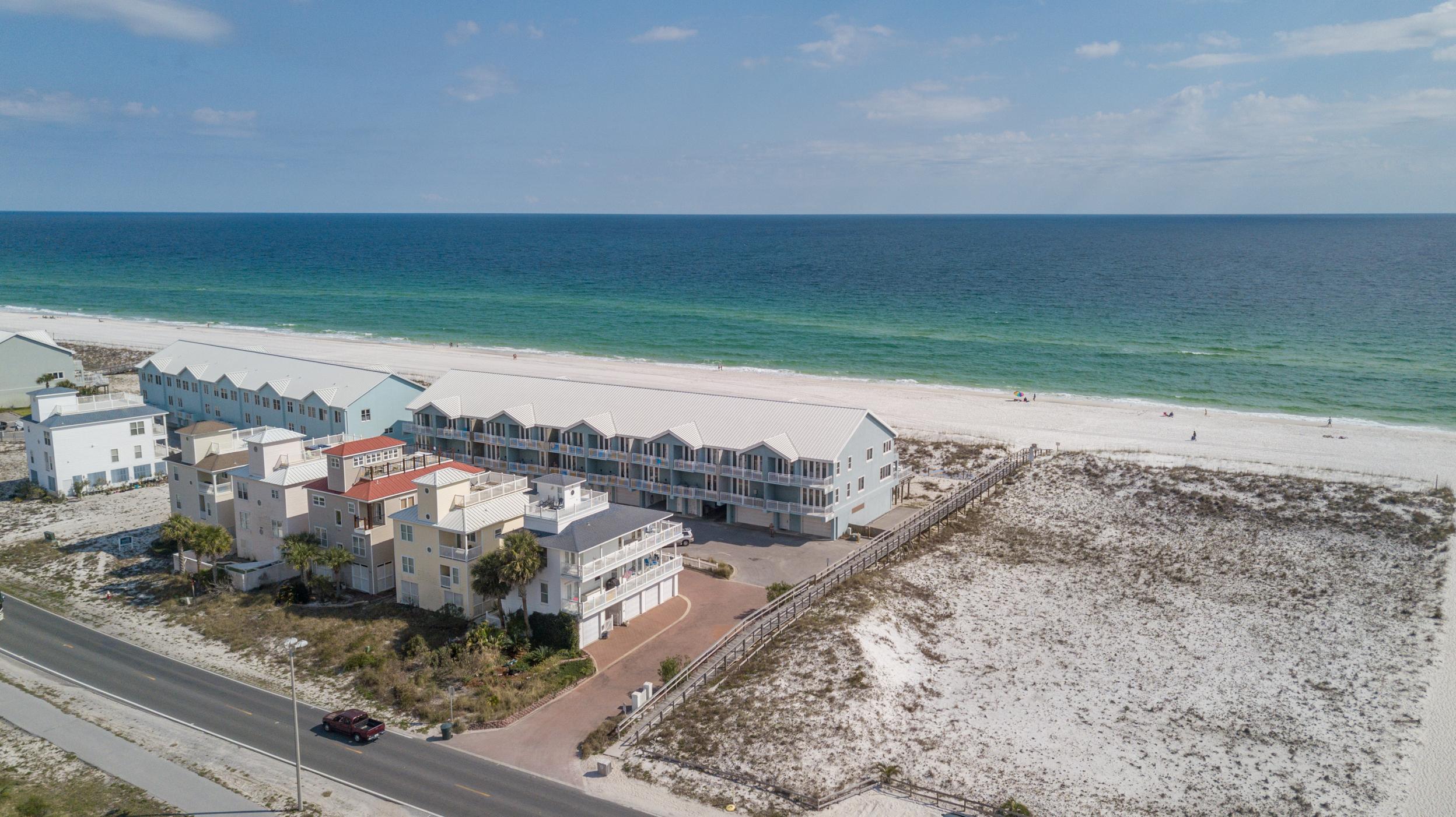 White Sands Cottage 501 Life's a Beach House Townhouse rental in White Sands Pensacola Beach in Pensacola Beach Florida - #64