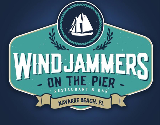 Windjammers on the Pier in Navarre Florida